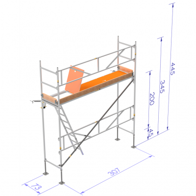 FRAME® 3×4 Standardpaket