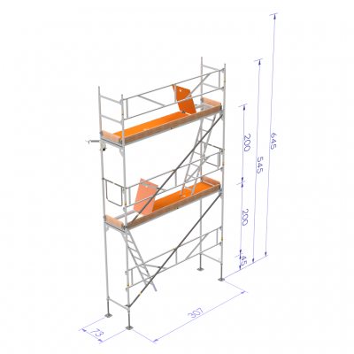 FRAME® 3×6 Standardpaket
